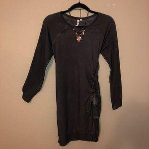 🆕    Cable & Gauge    Grunge Fade Dress 👗